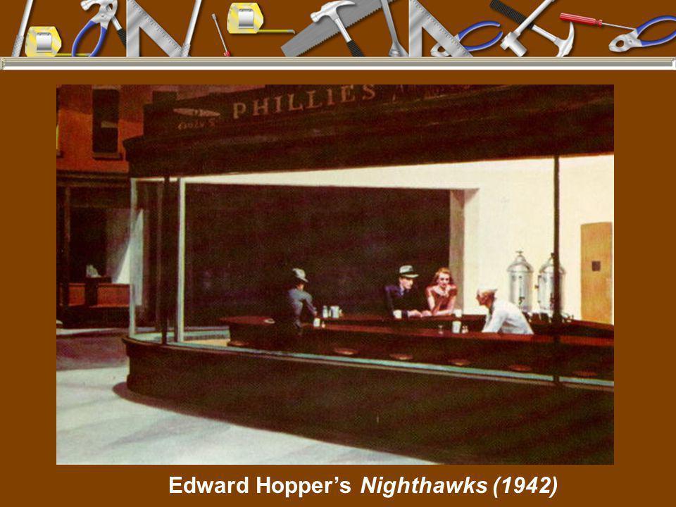 Edward Hopper's Nighthawks (1942)