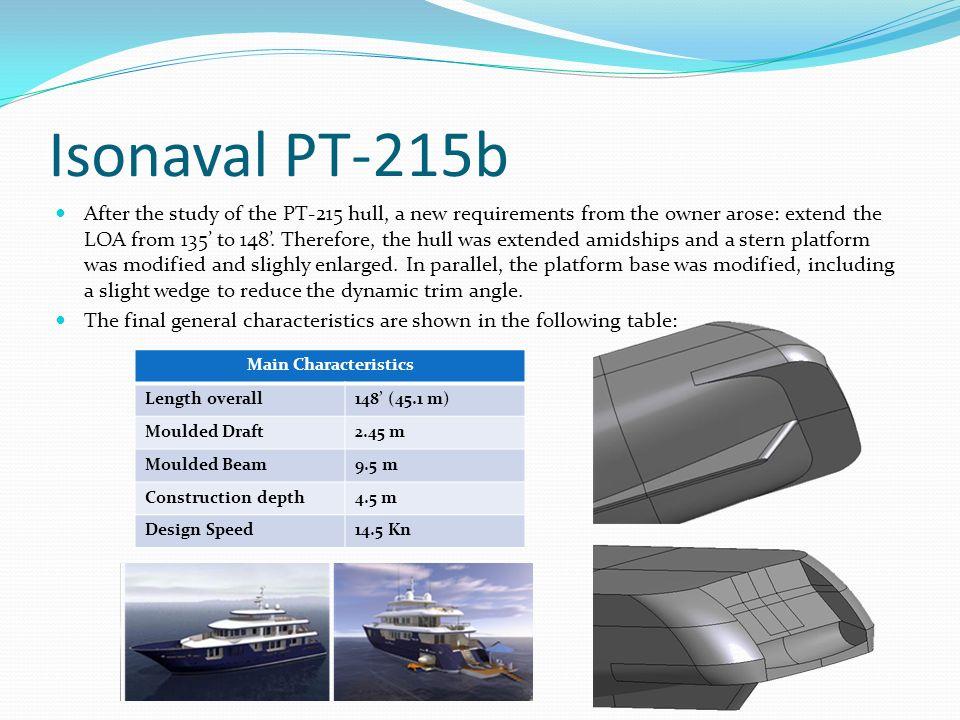 Isonaval PT-215b