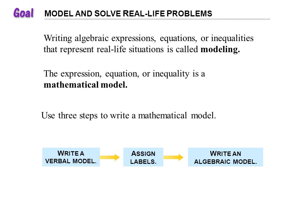 Write an inequality to model the situation.Then solve for y.