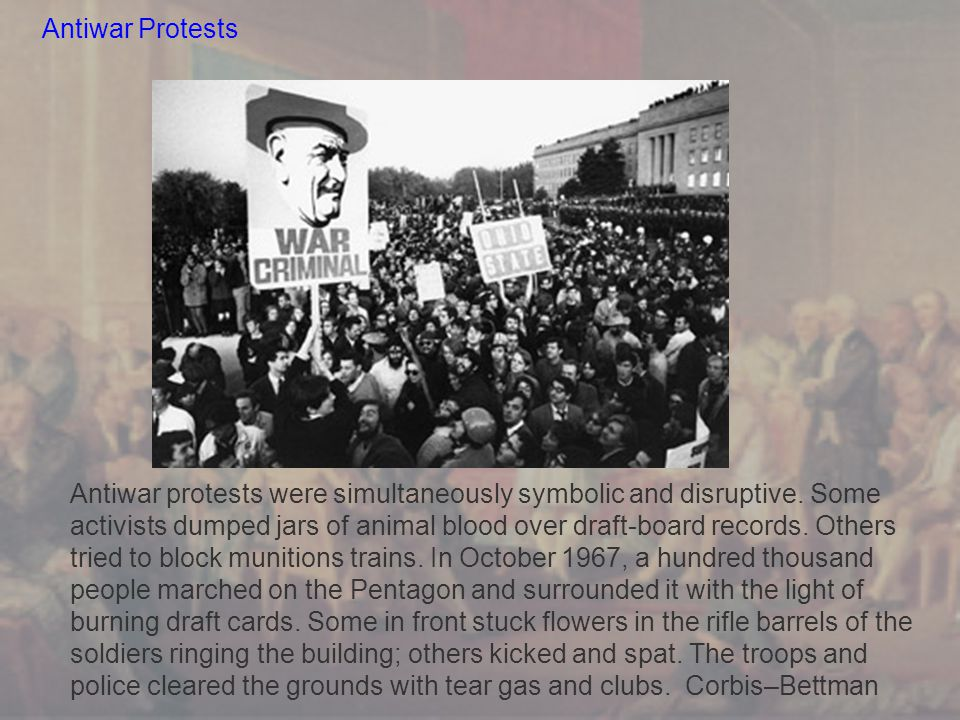 Antiwar Protests