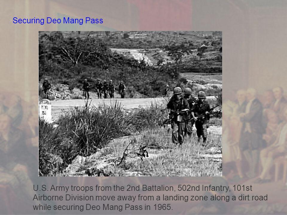 Securing Deo Mang Pass