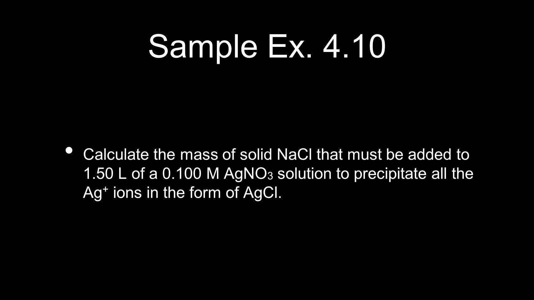 Sample Ex. 4.10