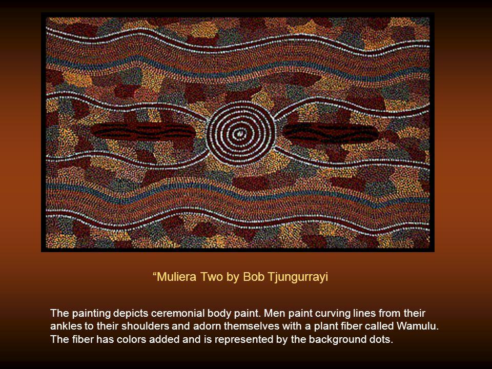 Muliera Two by Bob Tjungurrayi