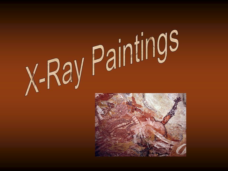 X-Ray Paintings
