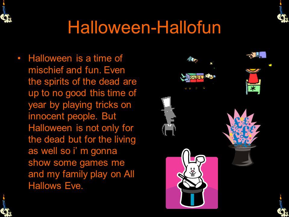 Halloween-Hallofun