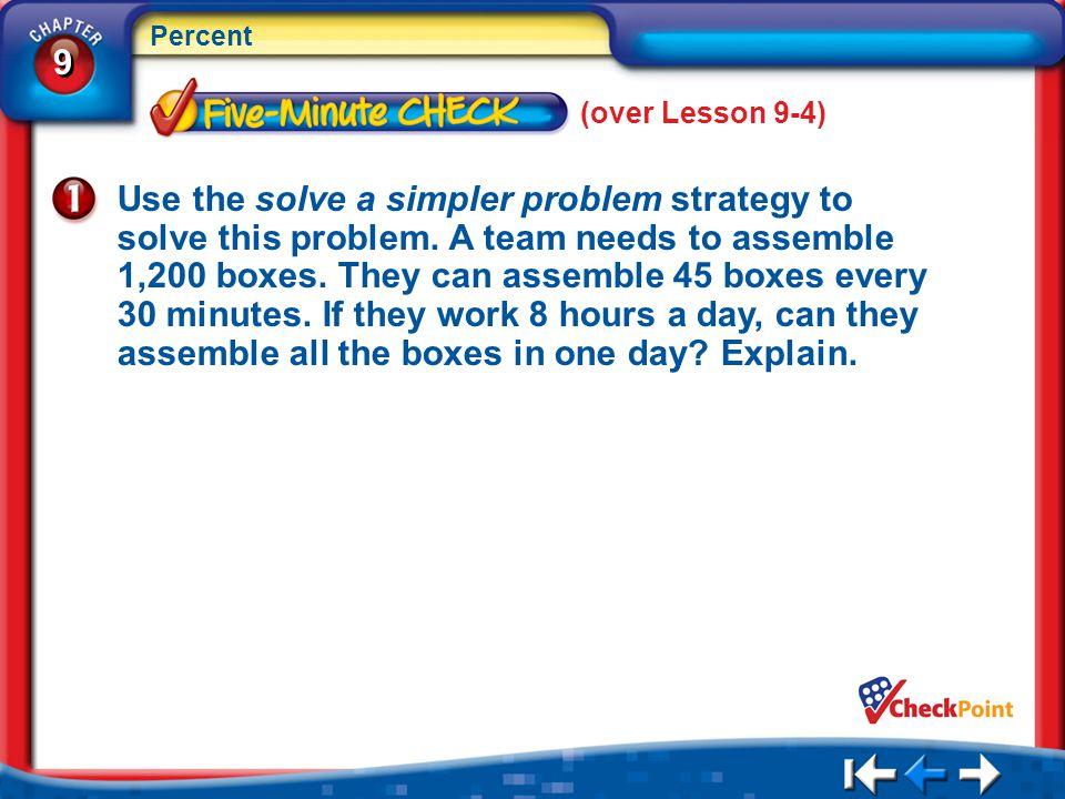 (over Lesson 9-4)