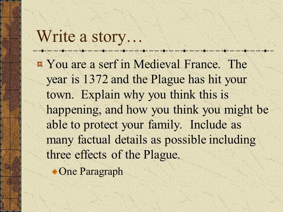 Write a story…