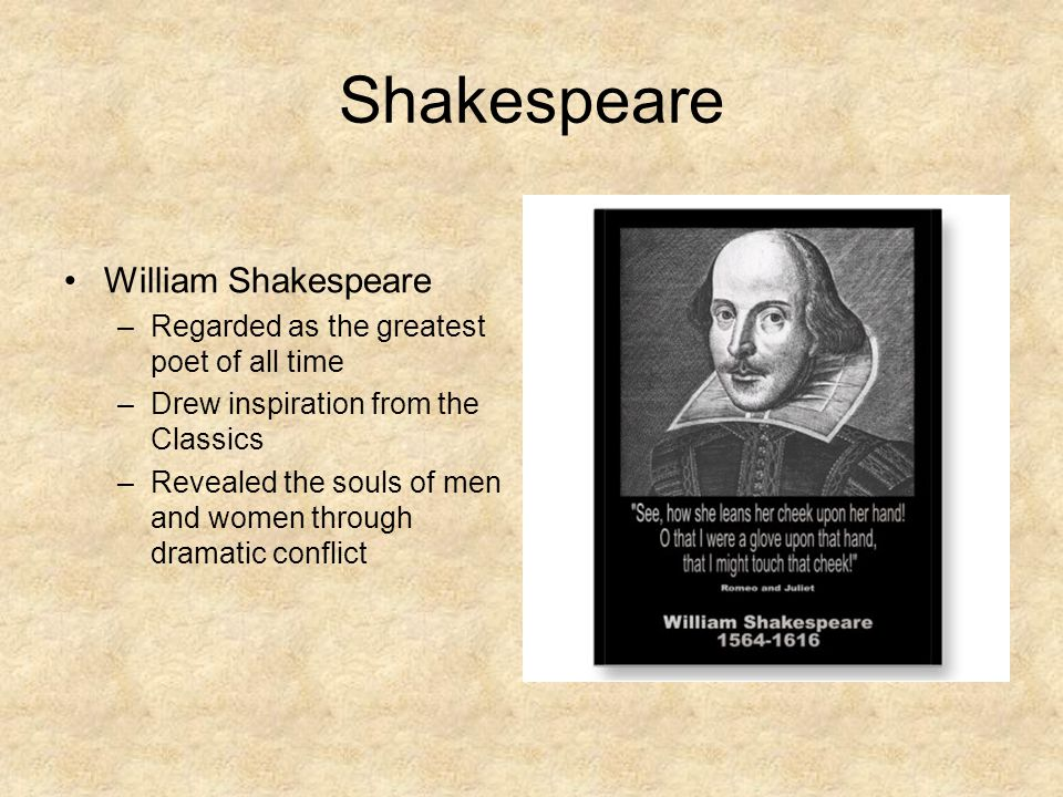 Shakespeare William Shakespeare