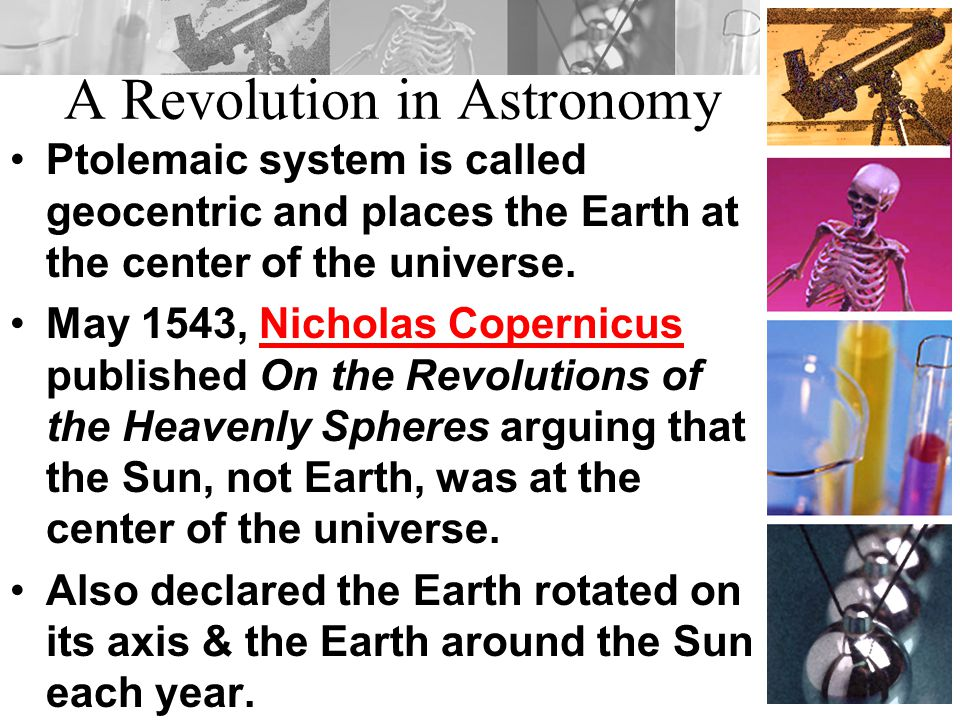 A Revolution in Astronomy