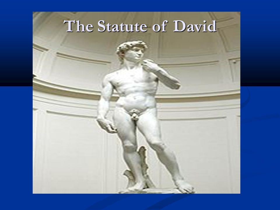 The Statute of David