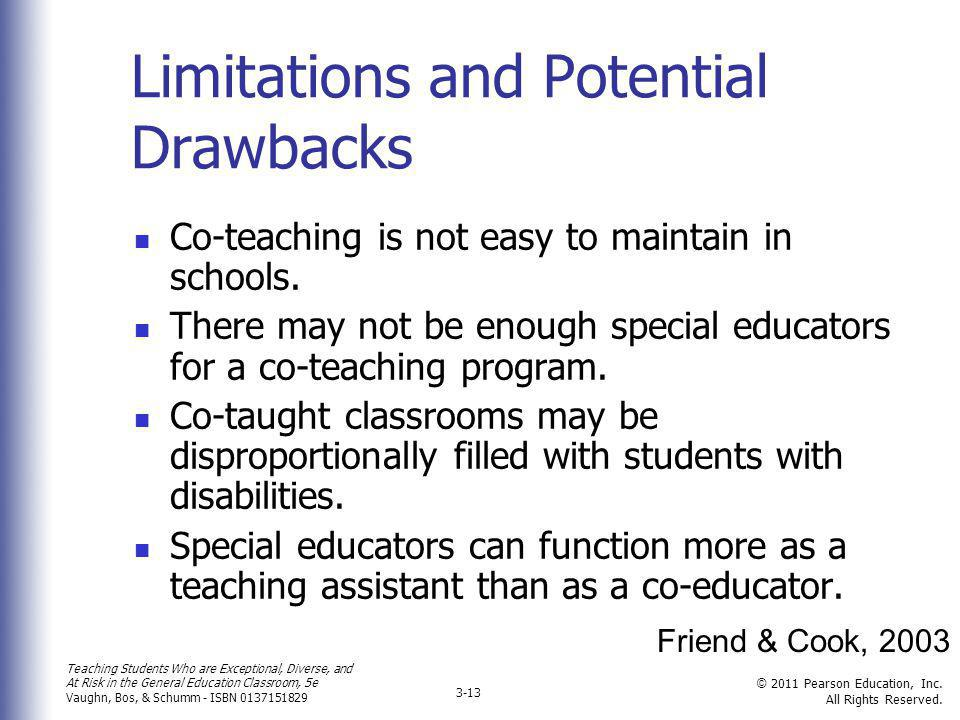 Limitations and Potential Drawbacks