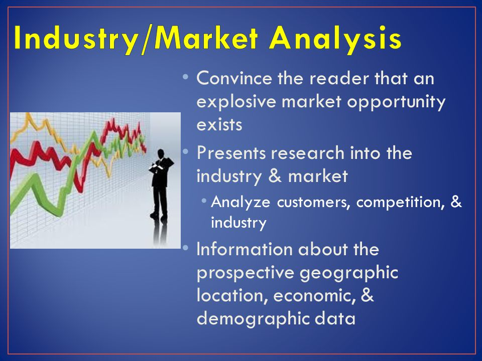 Industry/Market Analysis