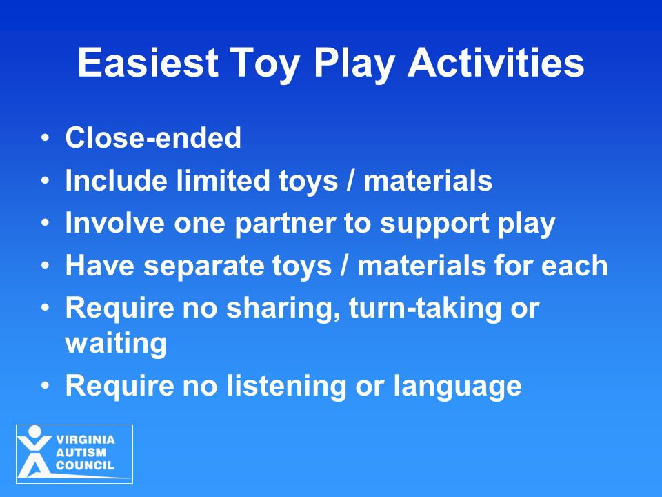 Easiest Toy Play Activities