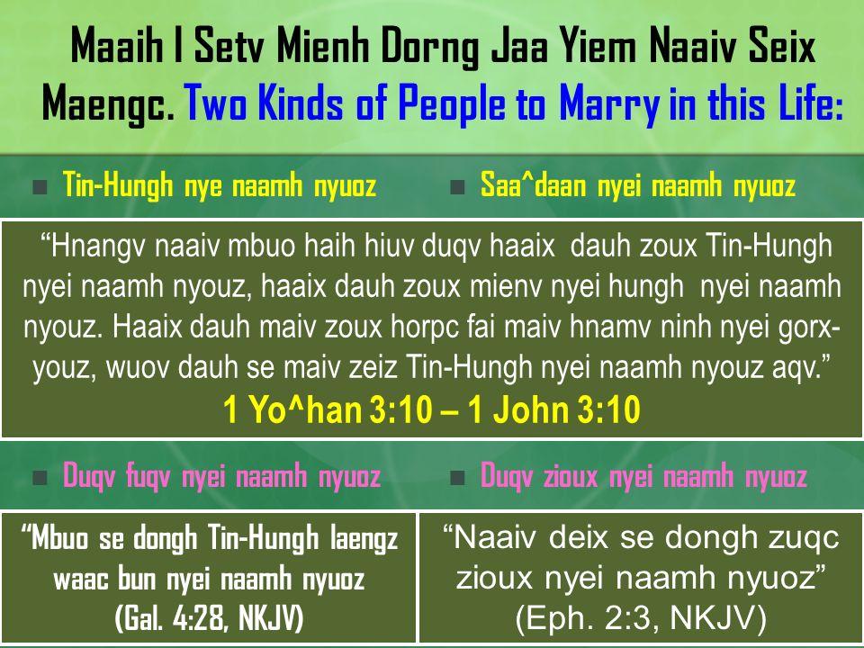 Naaiv deix se dongh zuqc zioux nyei naamh nyuoz (Eph. 2:3, NKJV)