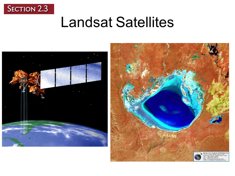 Landsat Satellites