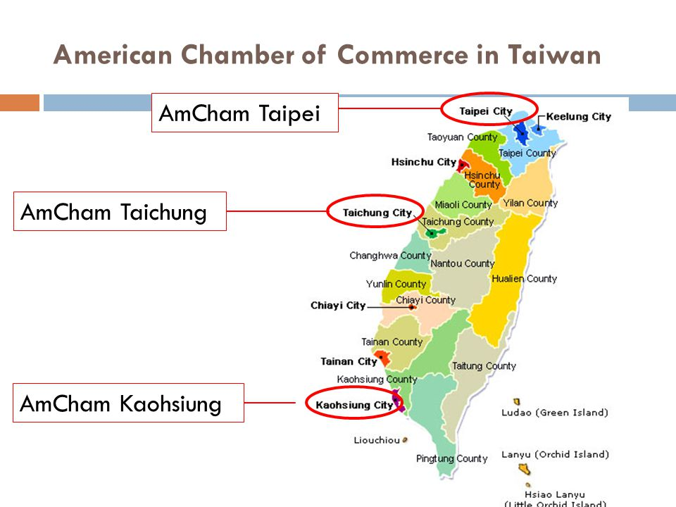 American Chamber of Commerce in Taiwan