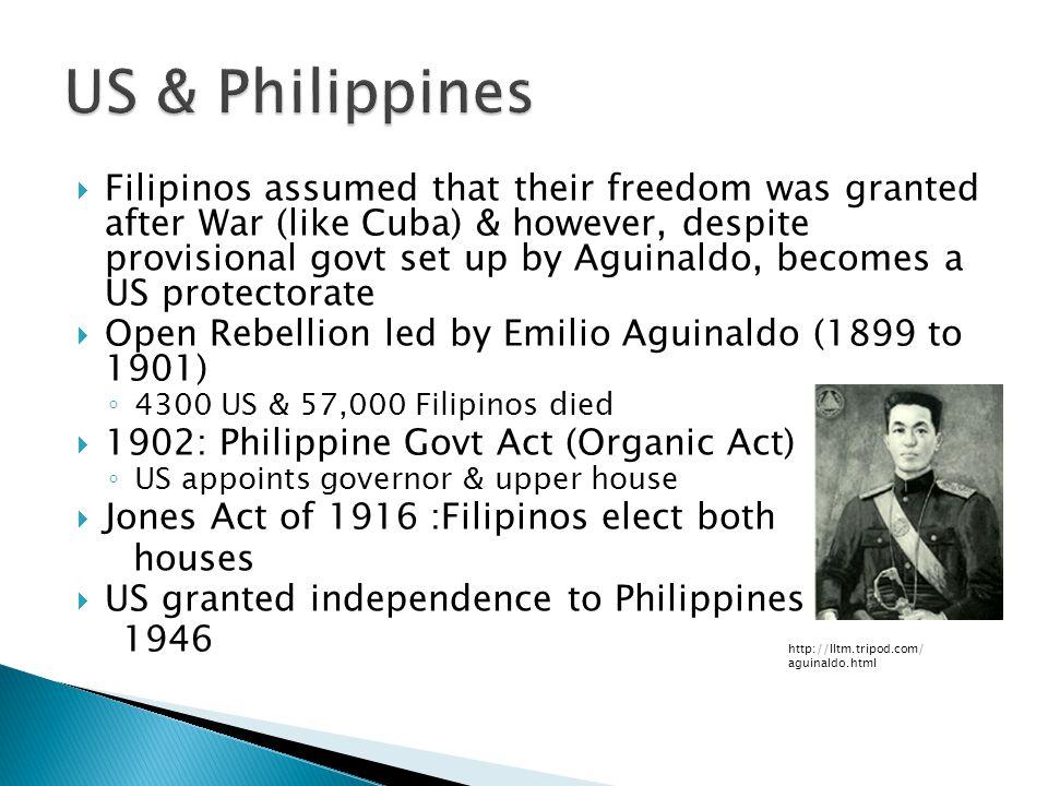 US & Philippines