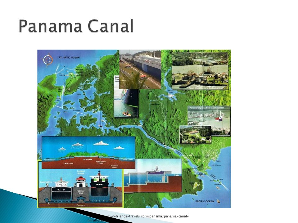 Panama Canal http://www.two-friends-travels.com/panama/panama-canal-miraflores-locks.html
