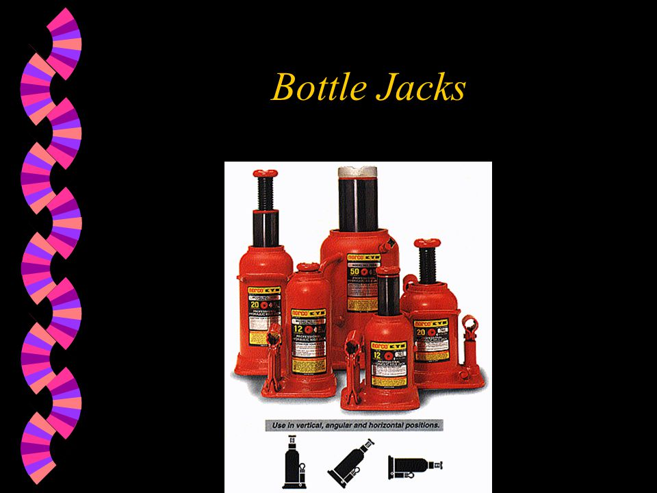 Bottle Jacks