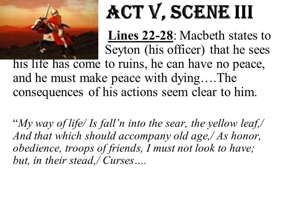 Act v, Scene iiI