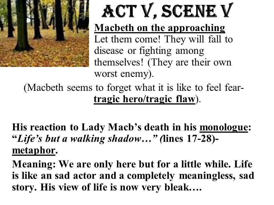 Act v, Scene V