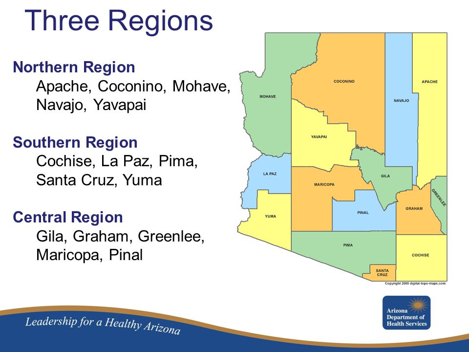 Three Regions Northern Region