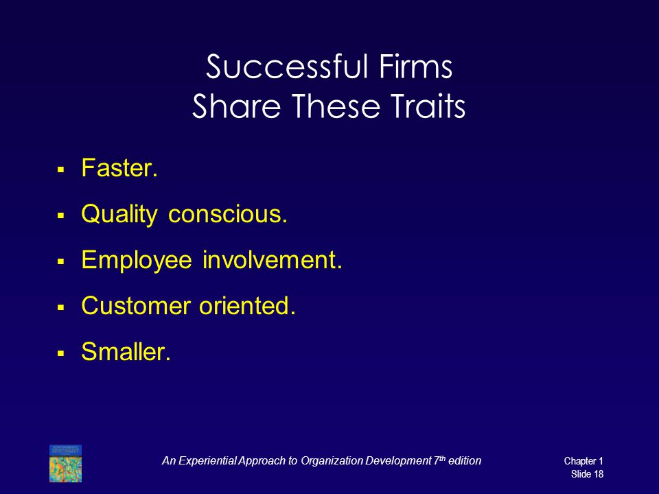 Successful Firms Share These Traits