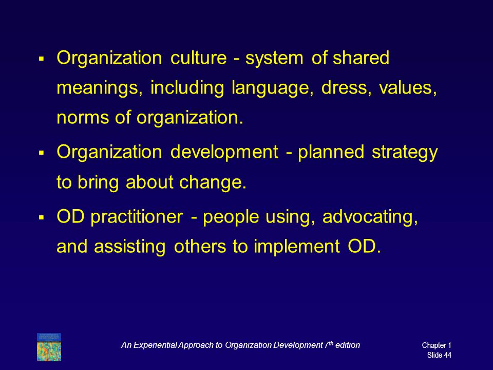 approaches to organization change to be used in primark Strategies for implementing change:  and a role-playing case were used to identify the typical approaches  the other key stakeholders in their organization.