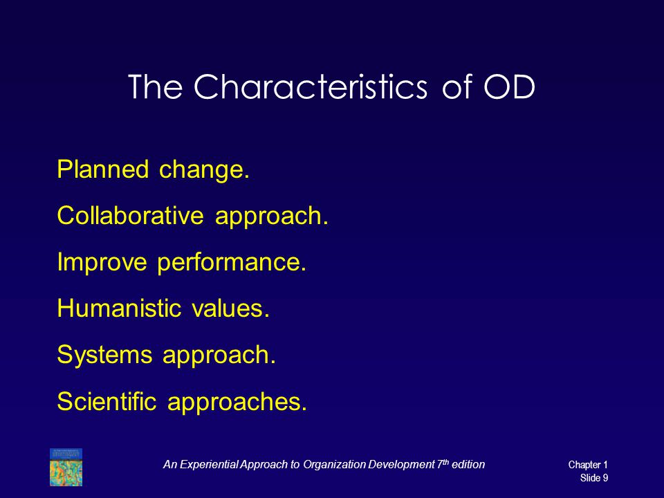The Characteristics of OD
