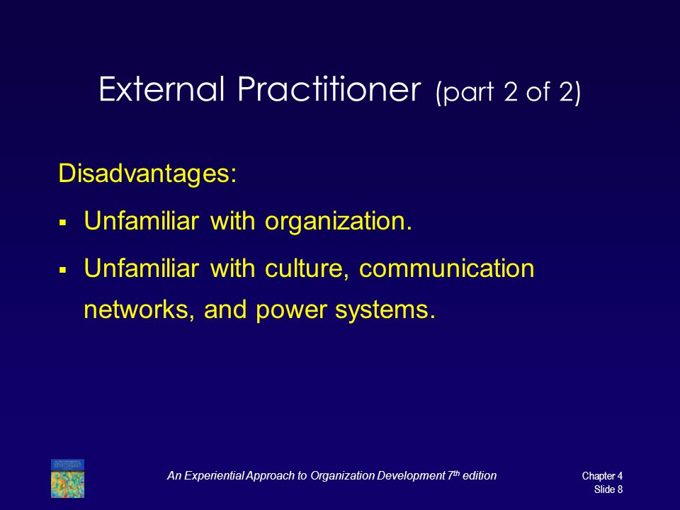 External Practitioner (part 2 of 2)