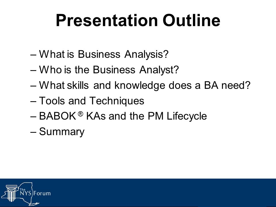 Becoming A Successful Business Analyst  Ppt Video Online Download