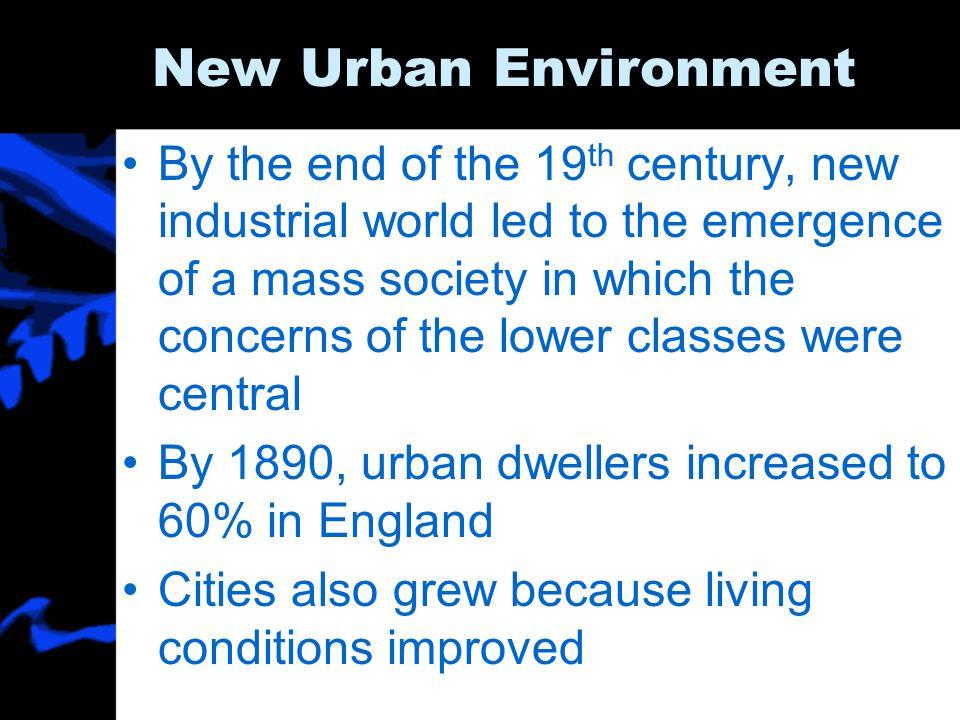 New Urban Environment
