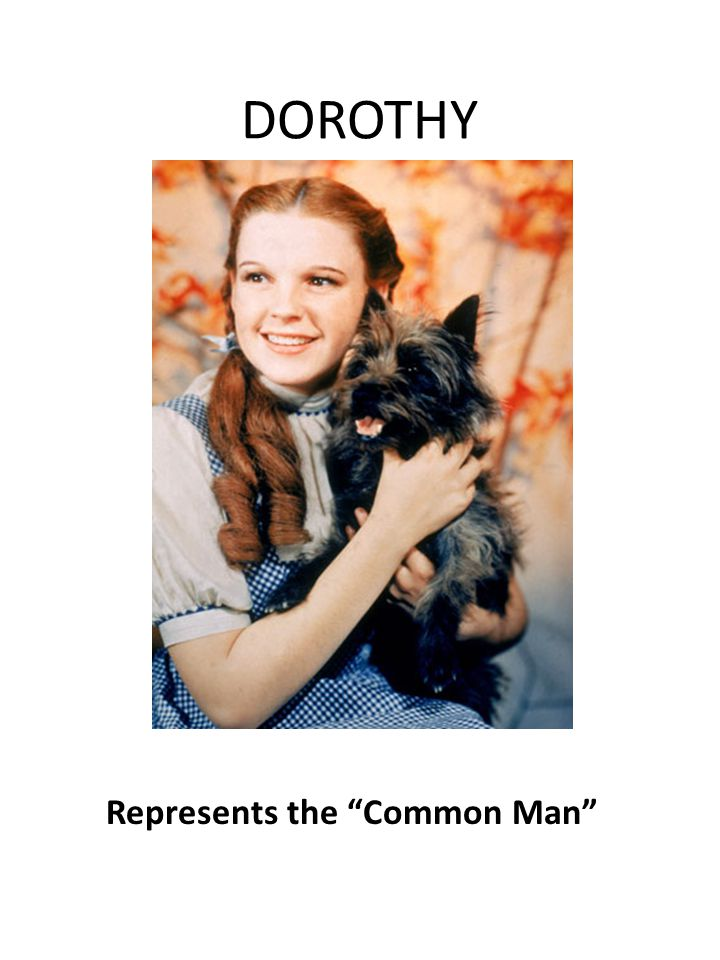 Represents the Common Man