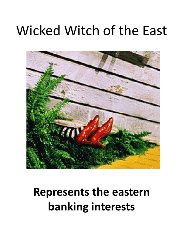 Wicked Witch of the East