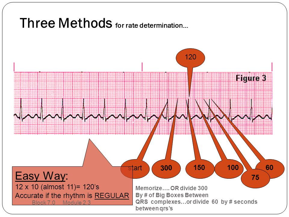 Three Methods for rate determination…