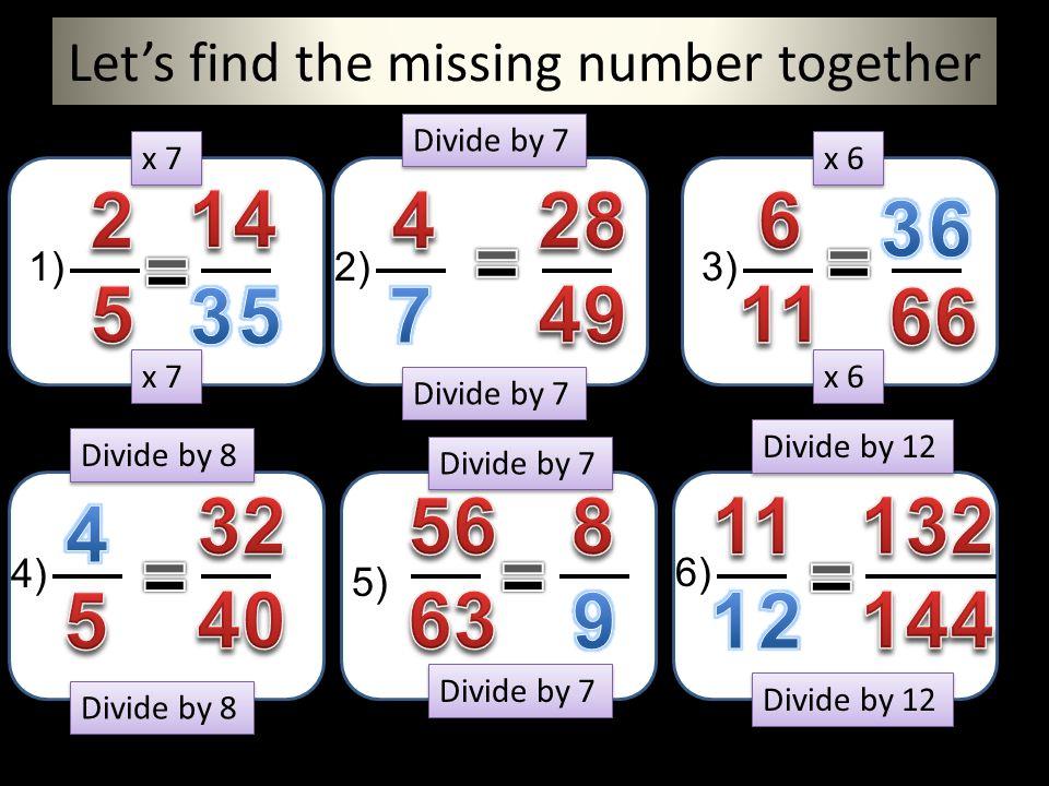 Let's find the missing number together