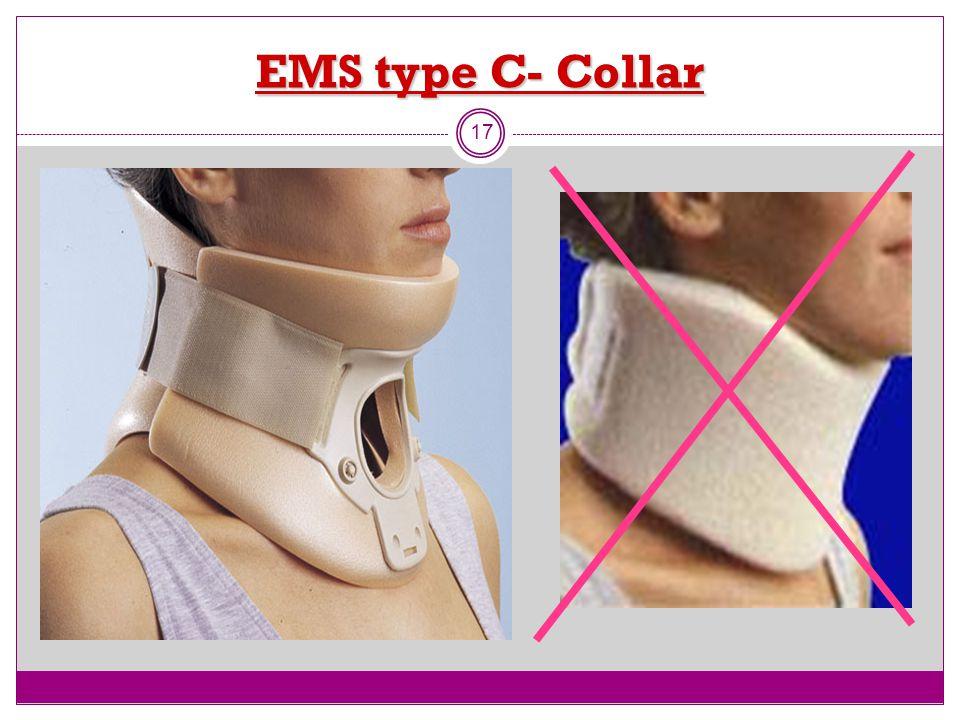EMS type C- Collar