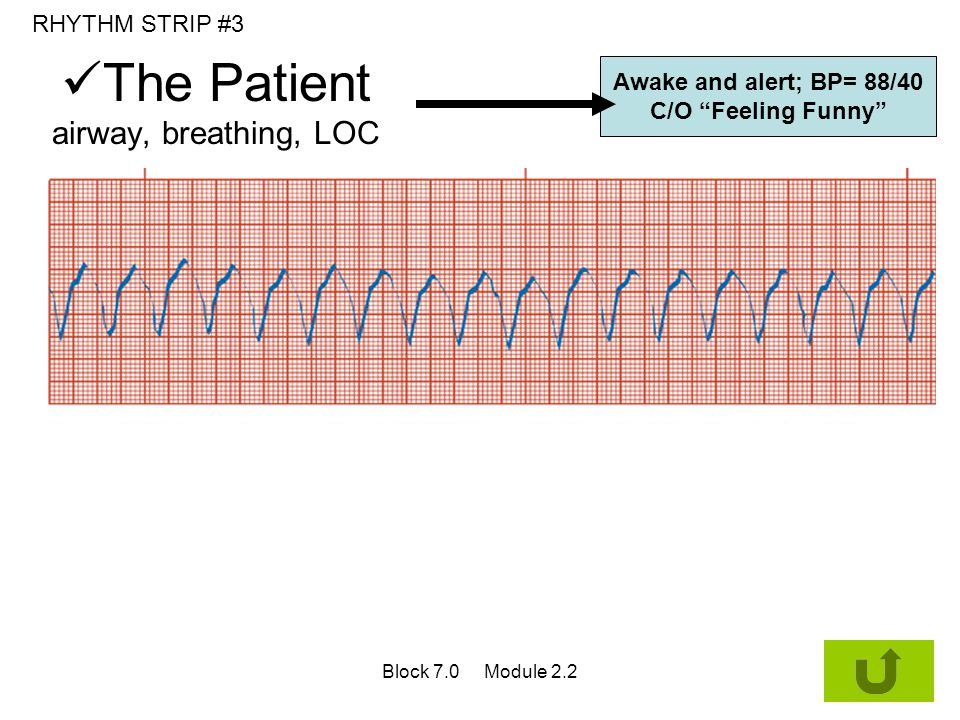 The Patient airway, breathing, LOC