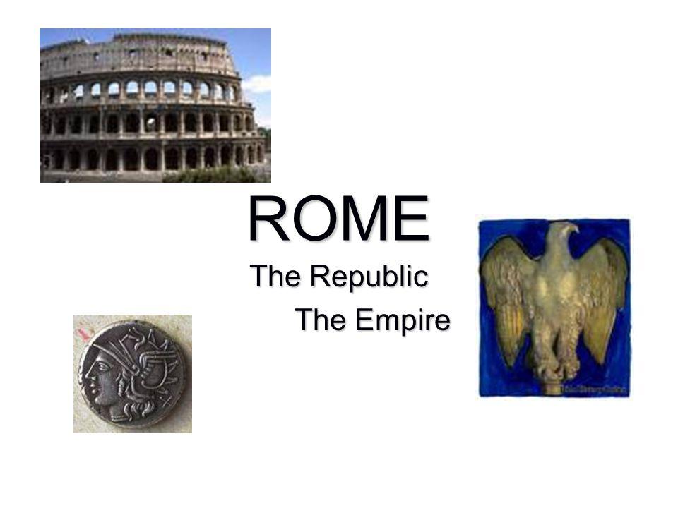 The Republic The Empire