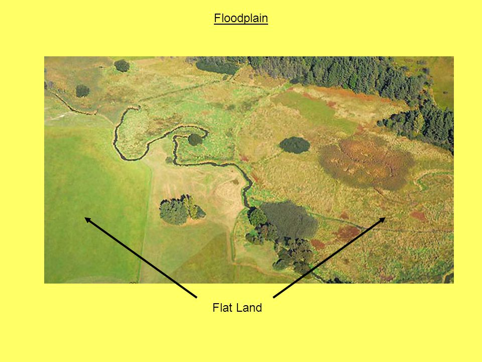 Floodplain Flat Land