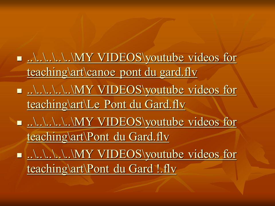 ..\..\..\..\..\MY VIDEOS\youtube videos for teaching\art\canoe pont du gard.flv