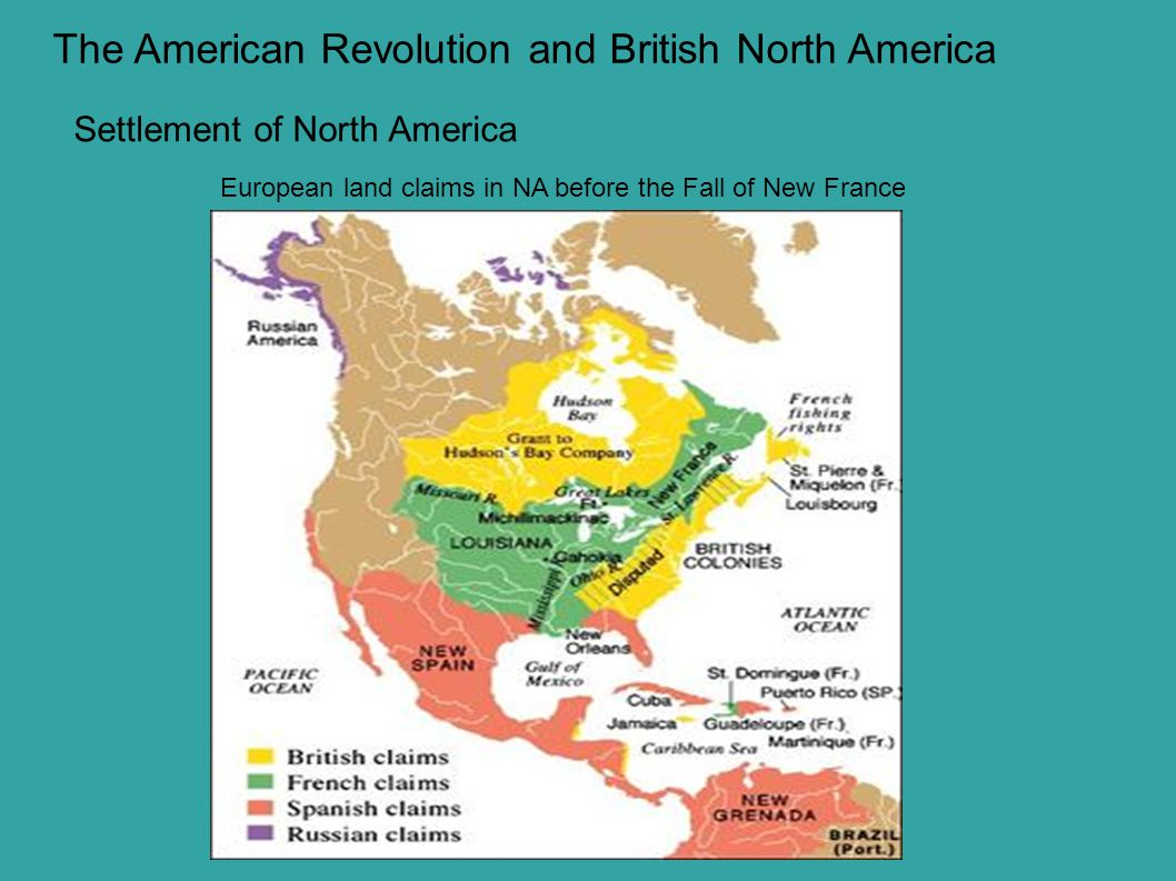 The American Revolution and British North America