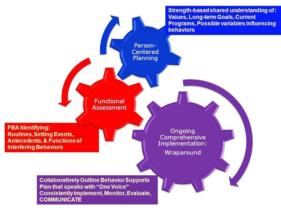 Strength-based shared understanding of :