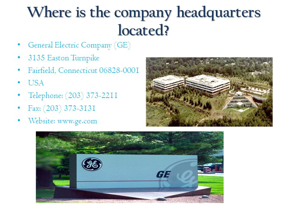Where is the company headquarters located