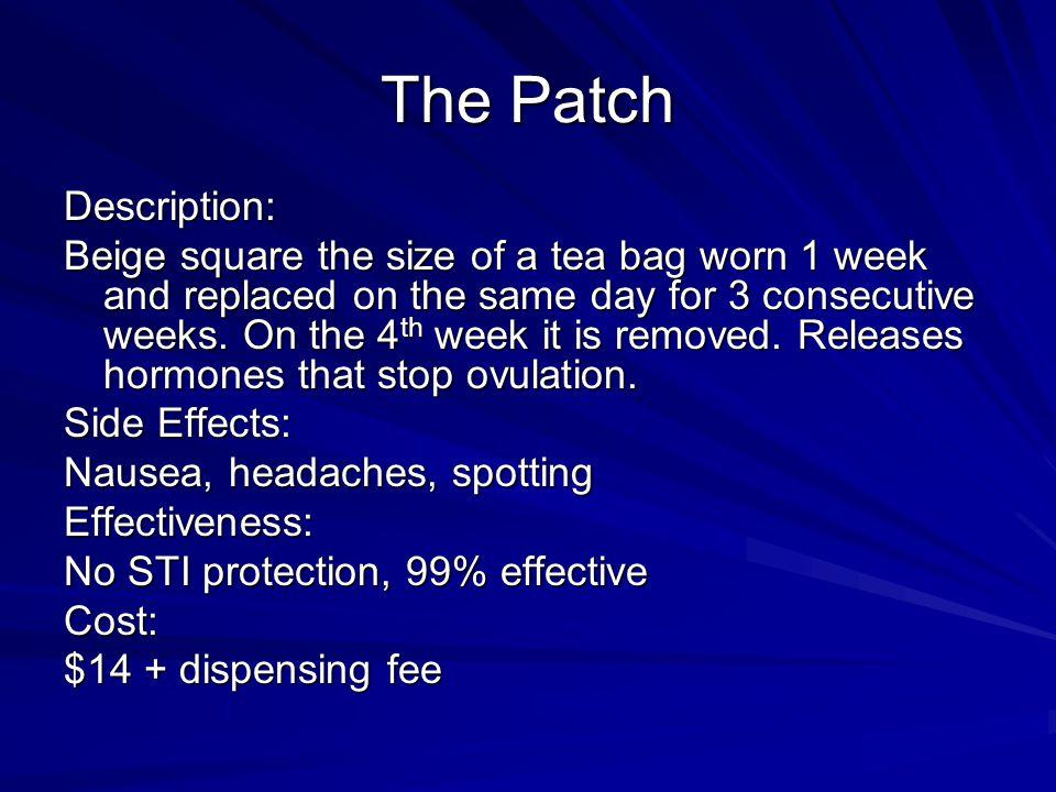 The Patch Description: