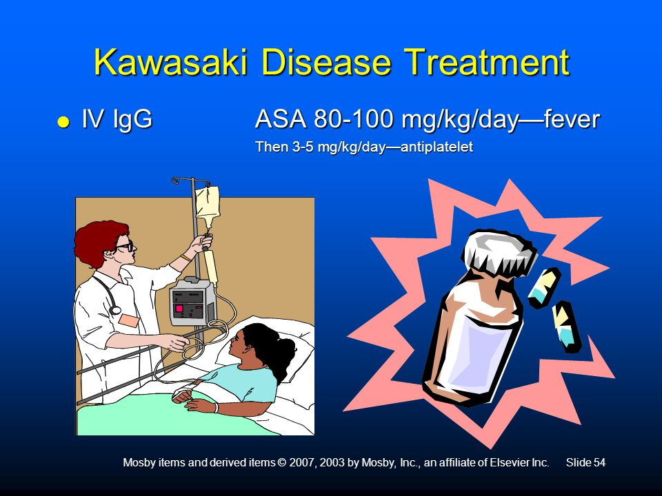 Kawasaki Disease Treatment