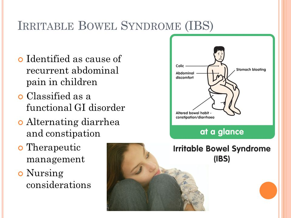 managing pain from irritable bowel syndrome essay