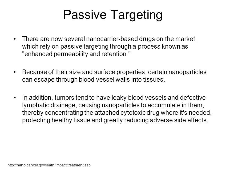 Passive Targeting