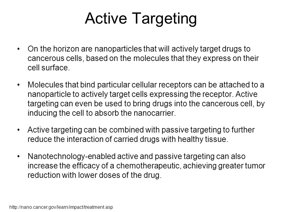 Active Targeting