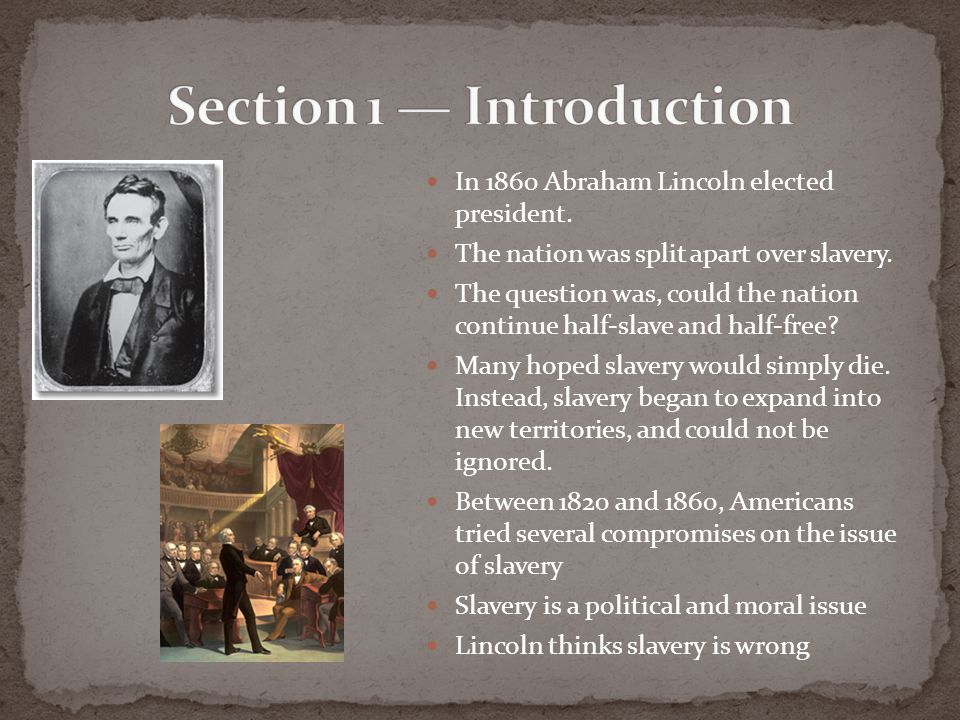 Section 1 — Introduction